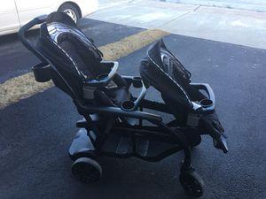 Graco Double Holt Stroller