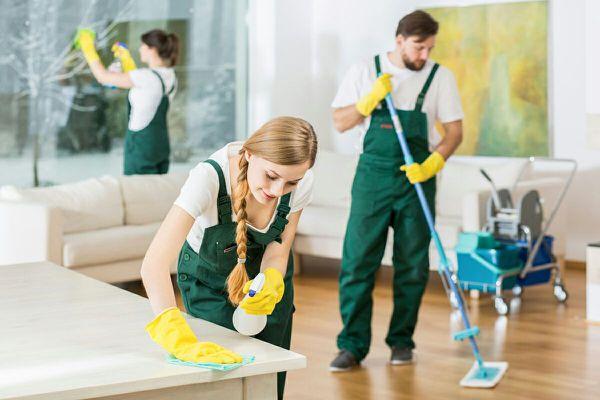 Se necesita gente para trabajar en limpieza medio tiempo en Reston VA con papeles o permission de trabajo