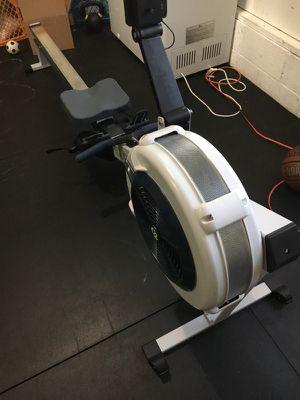 Rower- Concept 2 model D
