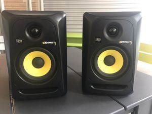 Studio KRK Speakers
