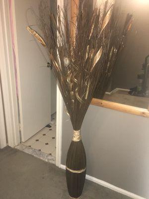 Dried decor plant