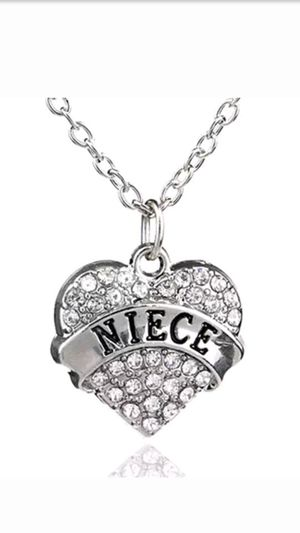 Niece Heart Necklace