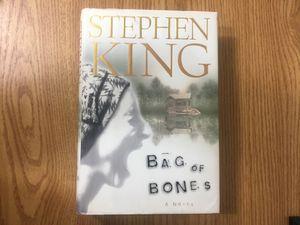 Stephen King Bag of Bones