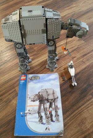 Lego Disney Star wars AT-AT retired 2003! Rare