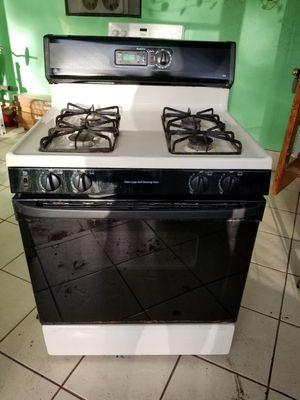 Gas stove