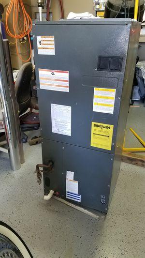 goodman heat pump/air handler