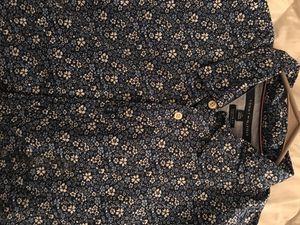 Brand new Men's Floral Tommy Hilfiger shirt