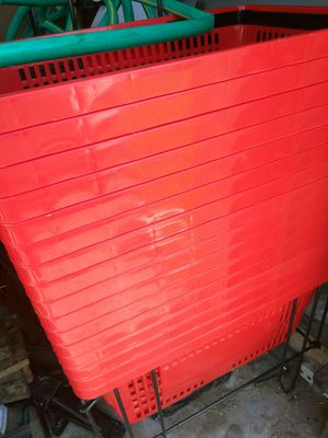 Shopping basket'new out of the box asking 25.00 each