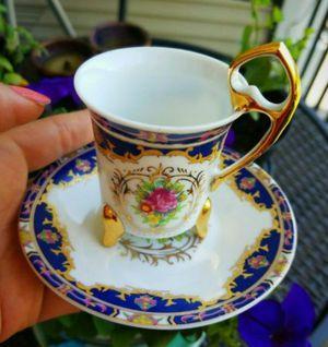Collector's Antique Tea Cup set