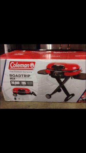 Brand new Coleman road trip propane grill