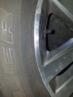 Toyota 6 lug 20 inch wheels