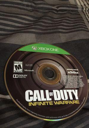 Call of Duty Infinite Warfare for Xbox One