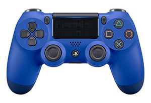 Blue PS4 Gaming Controller