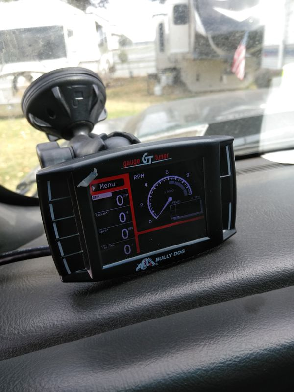 Bully dog gt programmer turner for gas or diesel looking to sale ...