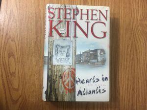 Stephen King Hearts in Atlantis