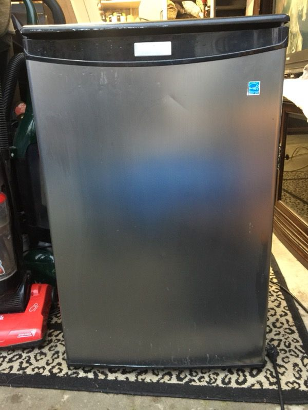 danby apartment beer garage refrigerator fridge stainless steel ...