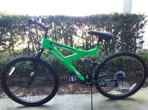 Ultrashook ozone 500 men's bike