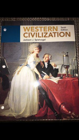 Western civilization full text book