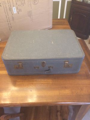 Vintage Suitcase Luggage