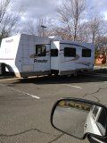 Prowler travel trailer with slide outs 04 $3,750 must see ready for camping
