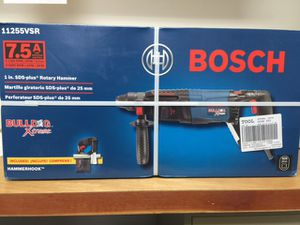 Bosch SDS plus rotary hammer