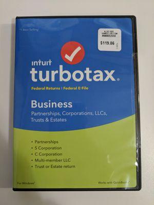 Turbo tax 2017
