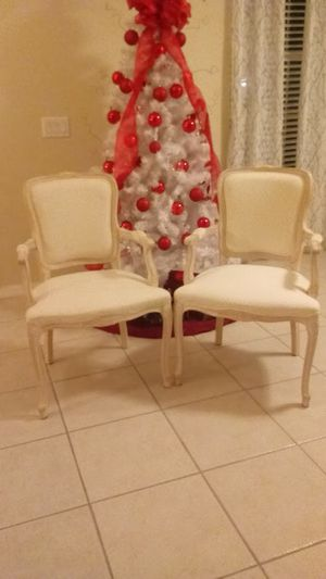 Elegant Two Chairs
