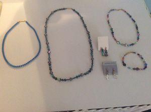 Austrian Crystals Jewelry