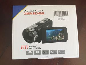 Digital video camera recorder.