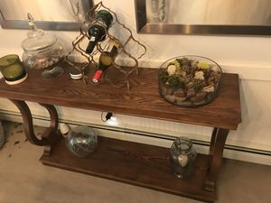 New and used Console tables for sale in Manassas VA OfferUp