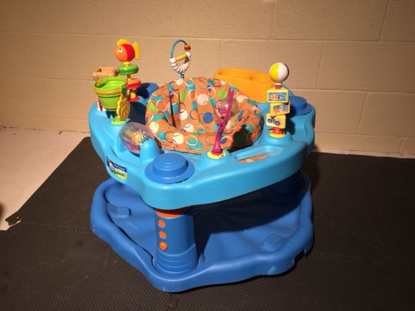 Exersaucer Baby Activity Center