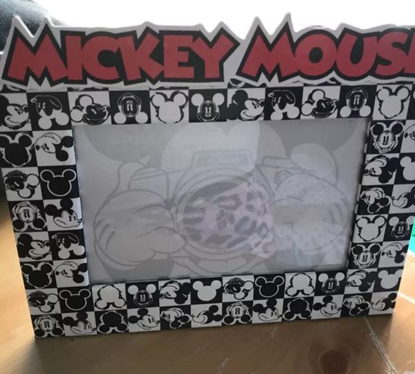 mickey mouse 4x6 frame - Mickey Mouse Picture Frame
