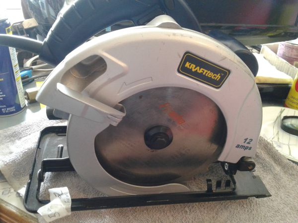 Circular saw kraft tech cs185cf put on blade looks new perfect circular saw kraft tech cs185cf put on blade looks new perfect condition tools machinery in mesa az keyboard keysfo Gallery
