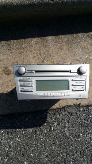 Original Toyota Camry stereo 2007-2011