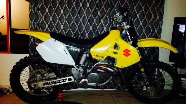 2018 suzuki 2 strokes. beautiful suzuki 1997u0027 suzuki rm 250  2 stroke super clean pro circuit fmf and 2018 suzuki strokes h