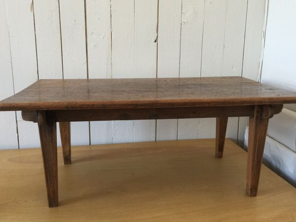 Rustic Indonesian Hardwood Coffee Table Furniture In Seattle Wa Offerup