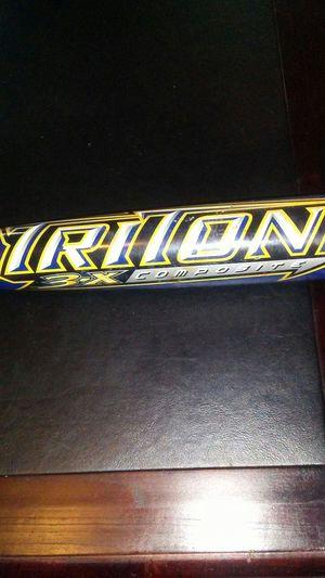Louisville Slugger TriTon 3X