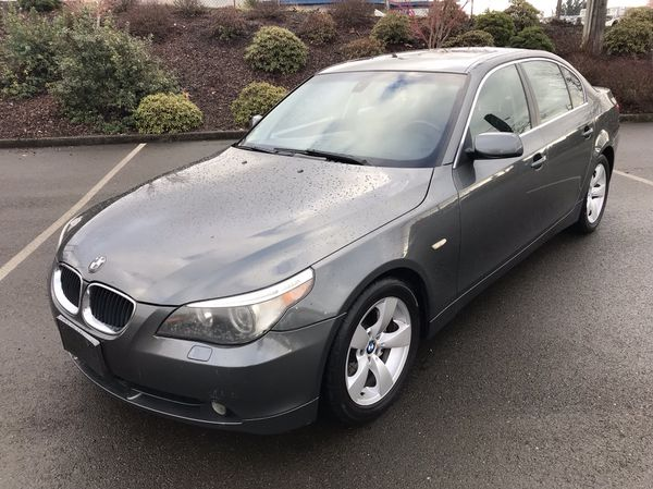 2004 BMW 530i ***ONLY 120k MILES** (Cars & Trucks) in Tacoma, WA ...