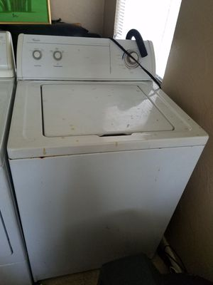 Washer by whirlpool