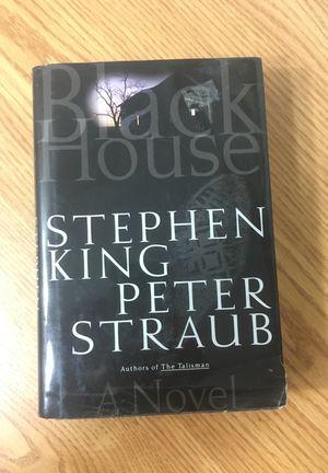 Stephen King Black House Peter Straub