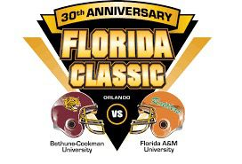Florida Classic FAMU VS B-CU $140 for the pair
