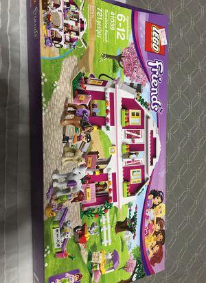 Lego 41039 friends sunshine ranch