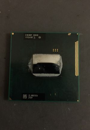 Intel i5 mobile i5-2410m