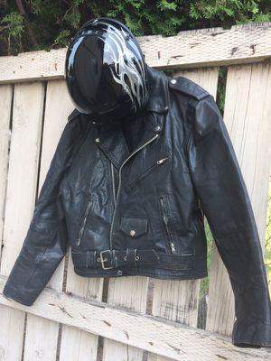 Women's medium motorcycle jacket