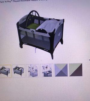 Gently Used Pack-N-Play