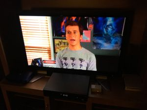 42 inch tv like new for &95