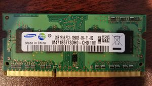 2 GB memory chip for a Windows PC