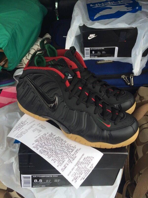 Nike FOAMPOSITE GUCCI SIZE 8.5 Jordan retro 1 2 3 4 5 6 7 8 9 10 11 12 13  Kd curry one yeezy