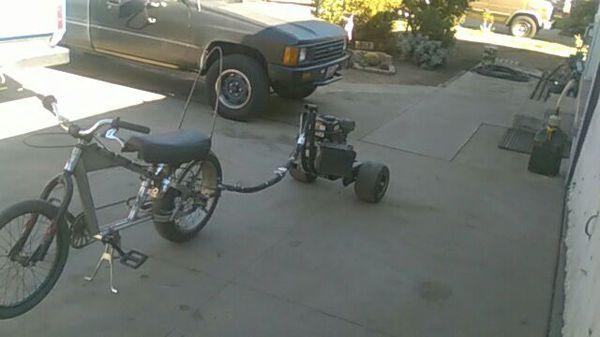 Schwinn 6 5 Bike Pusher Trailer Bicycles In Arcadia Ca Offerup