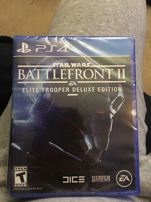 StarWars Battlefront 2 Elite Trooper Deluxe Edition